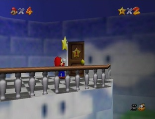 Test Super Mario 64 Wii - Screenshot 15
