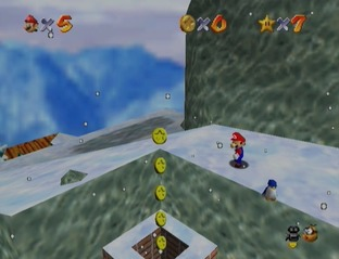 Test Super Mario 64 Wii - Screenshot 19