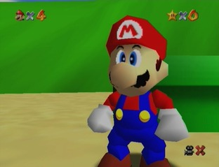 Test Super Mario 64 Wii - Screenshot 21