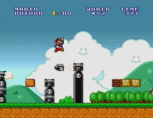 Test Super Mario All-Stars - Edition 25e Anniversaire Wii - Screenshot 9