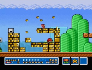 Test Super Mario All-Stars - Edition 25e Anniversaire Wii - Screenshot 16