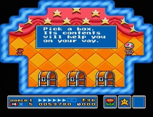 Test Super Mario All-Stars - Edition 25e Anniversaire Wii - Screenshot 17