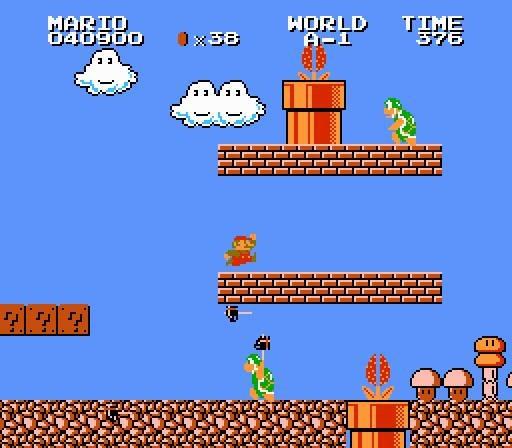 Super Mario Bros. : The Lost Levels