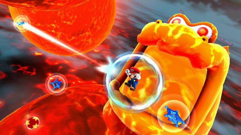 jeuxvideo.com Super Mario Galaxy 2 - Wii Image 21 sur 303