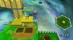 Test Super Mario Galaxy 2 Wii - Screenshot 95