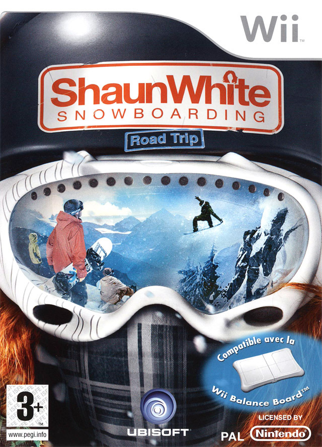 WIIShaun White Snowboarding Road TripPALESPALWII com preview 0