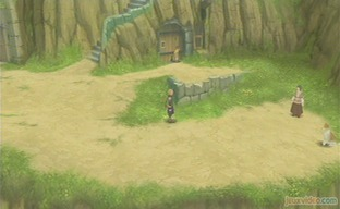 Tales of Symphonia : Dawn of the New World Wii - Screenshot 1019