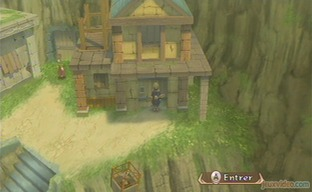 Tales of Symphonia : Dawn of the New World Wii - Screenshot 1021