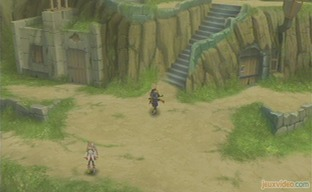Tales of Symphonia : Dawn of the New World Wii - Screenshot 1022