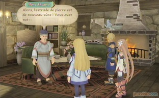 Tales of Symphonia : Dawn of the New World Wii - Screenshot 1044