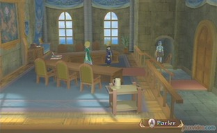 Tales of Symphonia : Dawn of the New World Wii - Screenshot 1047