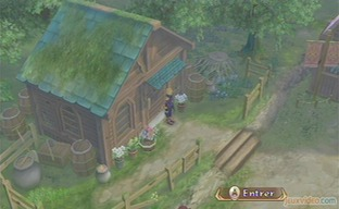 Tales of Symphonia : Dawn of the New World Wii - Screenshot 1063