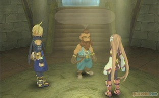 Tales of Symphonia : Dawn of the New World Wii - Screenshot 1064