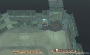 Tales of Symphonia : Dawn of the New World Wii - Screenshot 1082