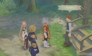 Tales of Symphonia : Dawn of the New World Wii - Screenshot 1085