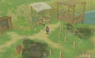 Tales of Symphonia : Dawn of the New World Wii - Screenshot 1095