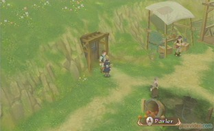 Tales of Symphonia : Dawn of the New World Wii - Screenshot 1096