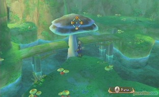 Tales of Symphonia : Dawn of the New World Wii - Screenshot 1097