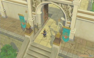 Tales of Symphonia : Dawn of the New World Wii - Screenshot 1122