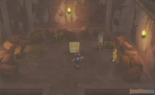 Tales of Symphonia : Dawn of the New World Wii - Screenshot 1139