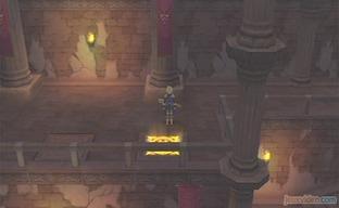 Tales of Symphonia : Dawn of the New World Wii - Screensh