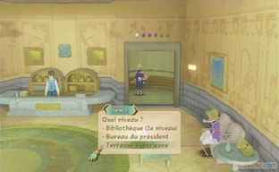 Tales of Symphonia : Dawn of the New World Wii - Screenshot 1203