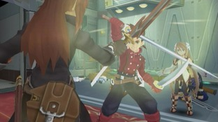 Tales of Symphonia : Dawn of the New World Wii