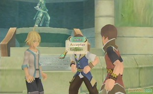 Tales of Symphonia : Dawn of the New World Wii - Screenshot 996