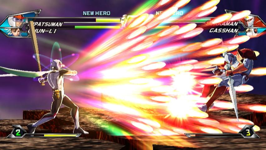 Tatsunoko vs. Capcom : Ultimate All-Stars sur Wii  Tatsunoko-vs-capcom-ultimate-all-stars-wii-278