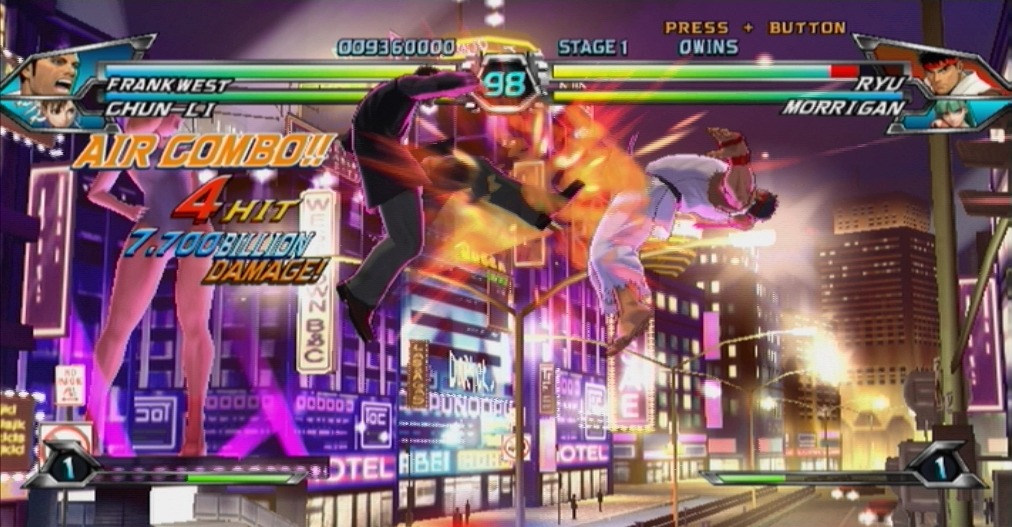 Tatsunoko vs. Capcom : Ultimate All-Stars sur Wii  Tatsunoko-vs-capcom-ultimate-all-stars-wii-420