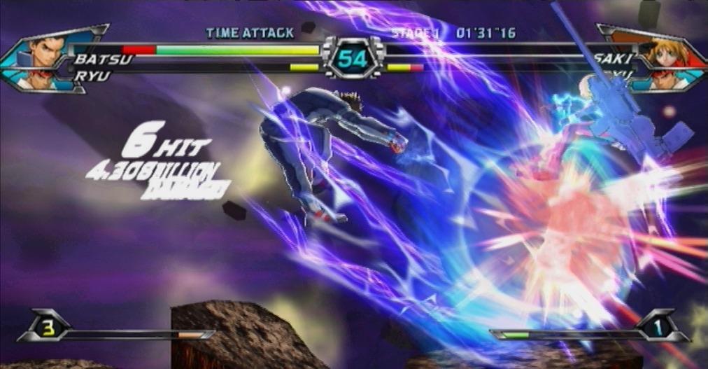Tatsunoko vs. Capcom : Ultimate All-Stars sur Wii  Tatsunoko-vs-capcom-ultimate-all-stars-wii-498