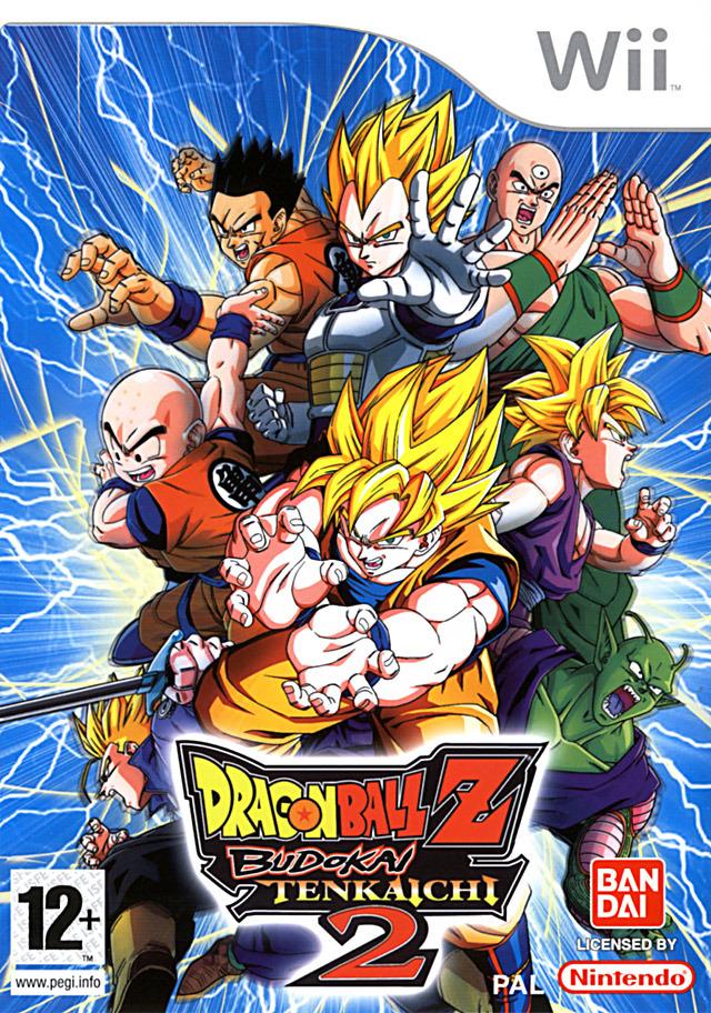 Dragon ball z budokai tenkaichi 2 sur wii - Jeux info dragon ball z ...