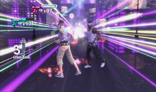 Test The Hip-Hop Dance Experience Wii - Screenshot 1