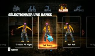 Test The Hip-Hop Dance Experience Wii - Screenshot 2