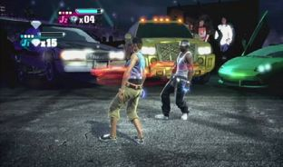 The Hip-Hop Dance Experience Wii