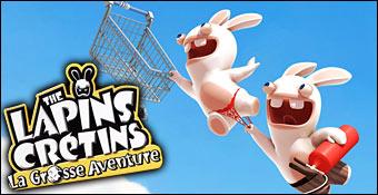 Les lapins cretins - la grosse aventure