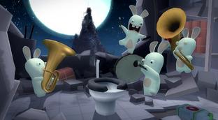 Aperçu The Lapins Crétins : La Grosse Aventure - E3 2009 Wii - Screenshot 19