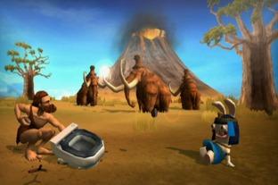 Fiche complète The Lapins Crétins : Retour vers le Passé - Wii