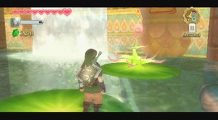 Test The Legend of Zelda : Skyward Sword Wii - Screenshot 215