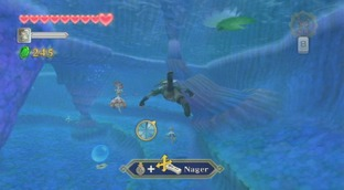 Test The Legend of Zelda : Skyward Sword Wii - Screenshot 216