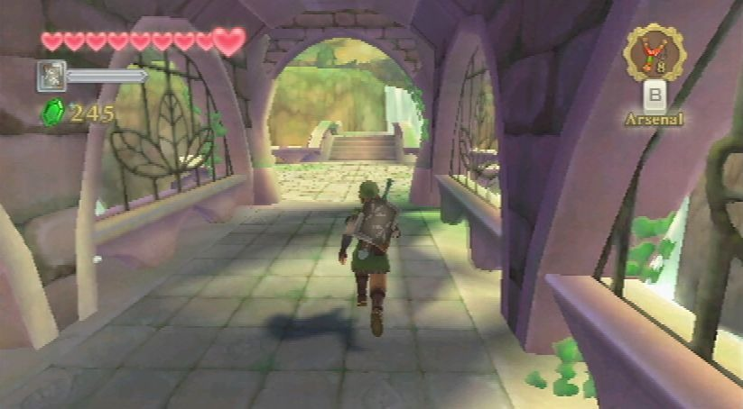 Images The Legend of Zelda : Skyward Sword Wii - 231