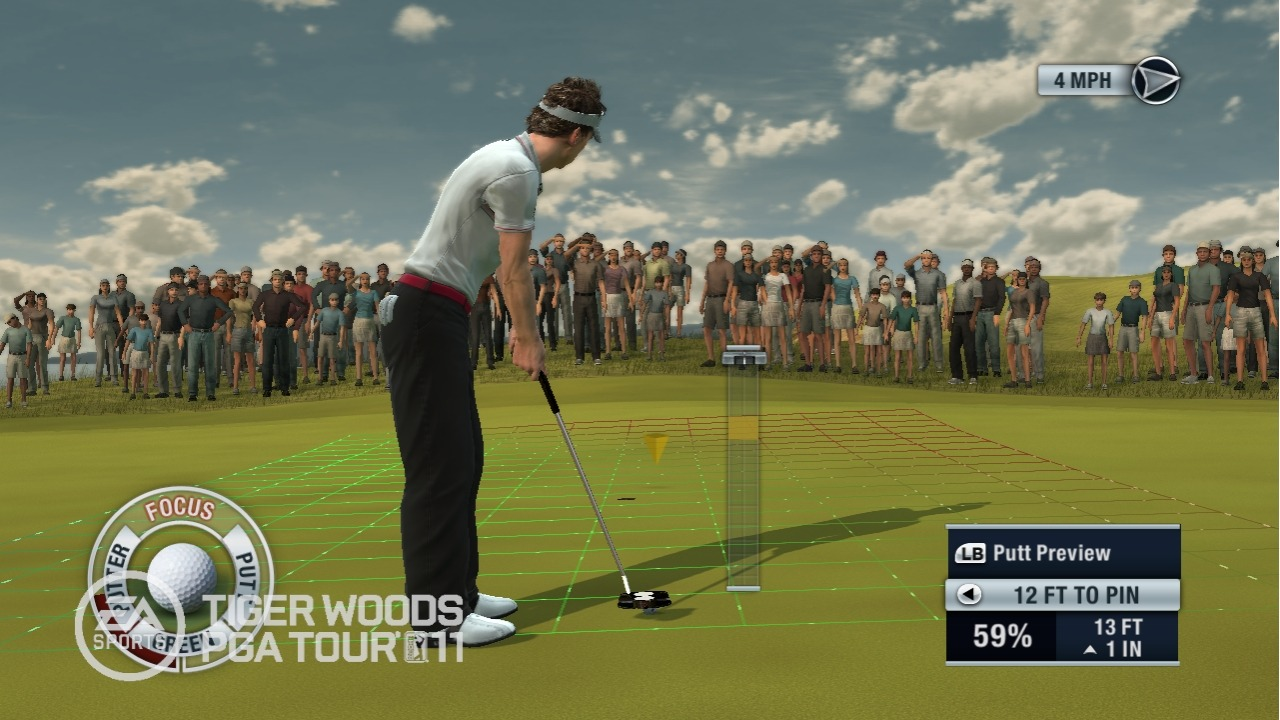 Images Tiger Woods PGA Tour 11 Wii - 26