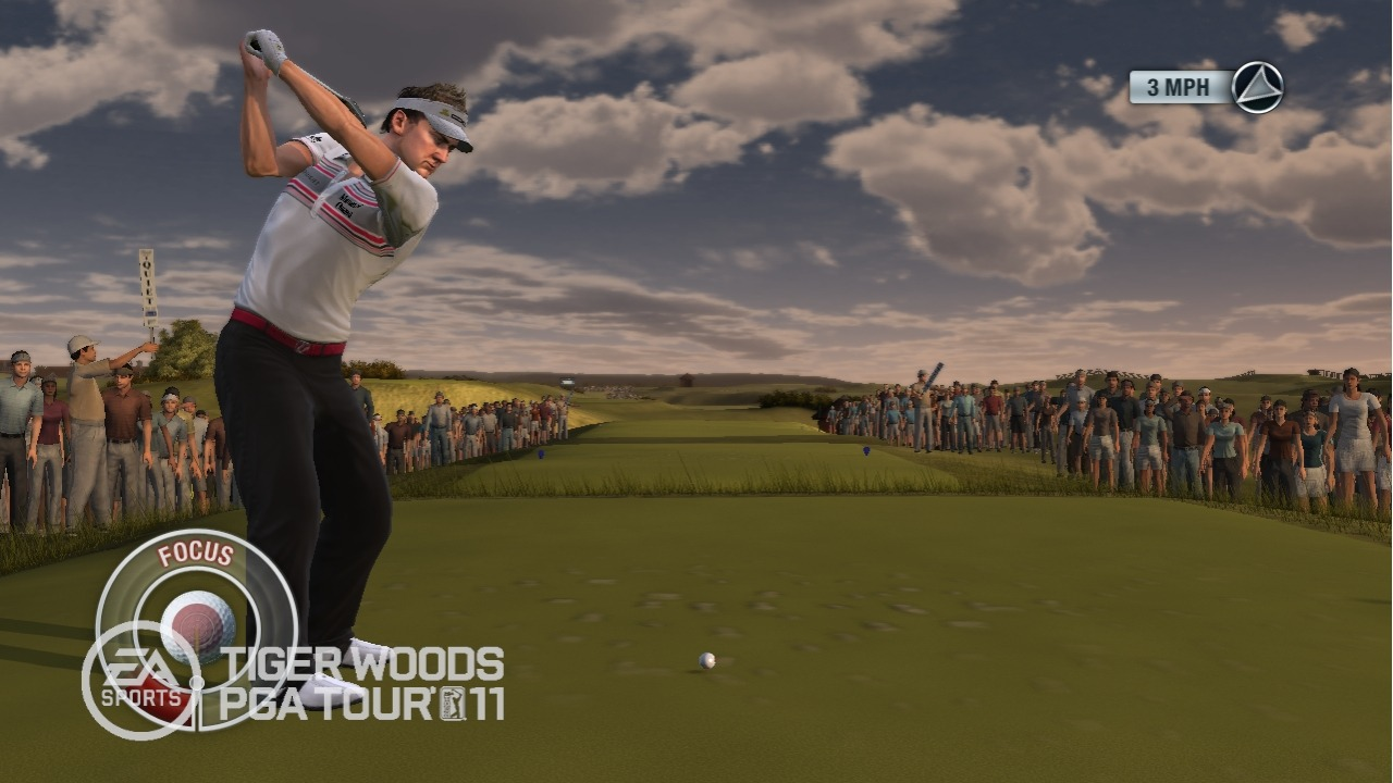 Images Tiger Woods PGA Tour 11 Wii - 27