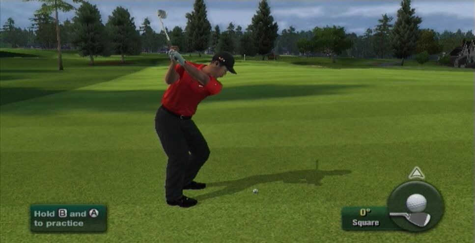 Images Tiger Woods PGA Tour 11 Wii - 33
