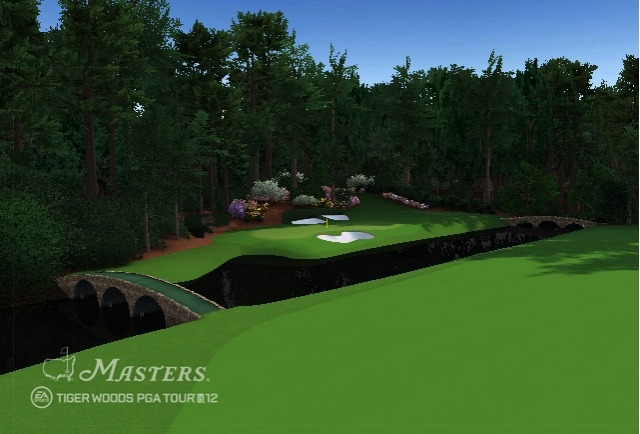Tiger Woods PGA Tour 12 : The Masters