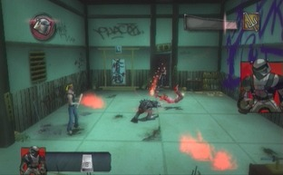 Test TMNT : Les Tortues Ninja Wii - Screenshot 1