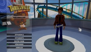 Test Thrillville : Le Parc En Folie Wii - Screenshot 6