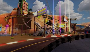 Test Thrillville : Le Parc En Folie Wii - Screenshot 8