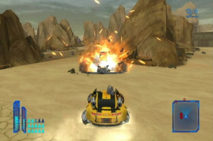 Transformers III Stealth Force Edition Wii