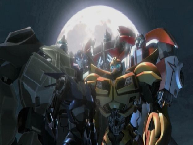 Images Transformers Prime : The Game Wii - 26